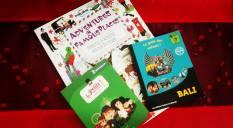 children books michelin lonely planet geronimo stilton