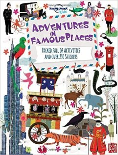 adventures in famous places lonely planet