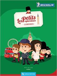 guide michelin petits explorateurs londres