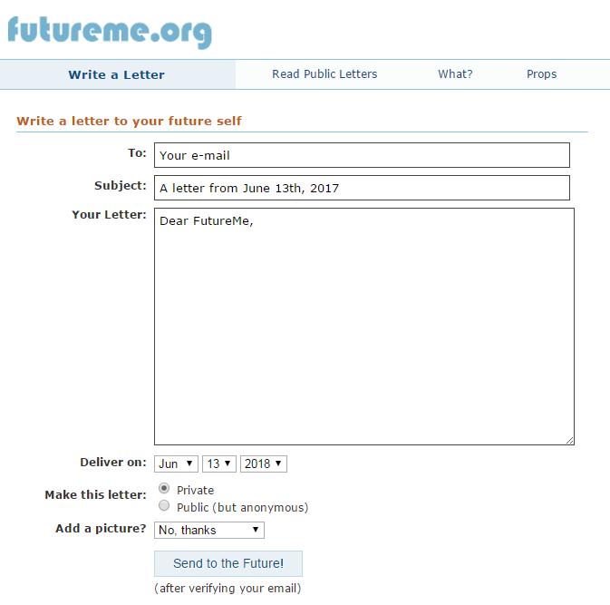 futureme.org