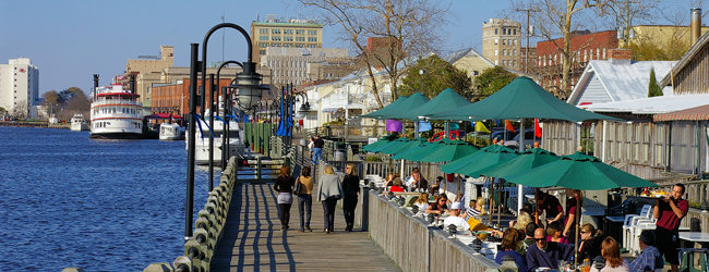Wilmington's Riverwalk