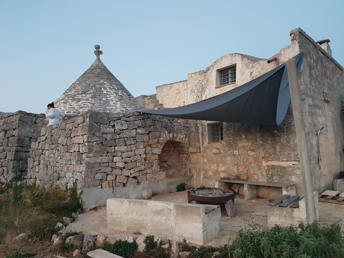 Week 28 - Partying between olive trees and Trulli in Puglia