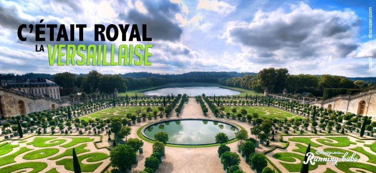 course royale versailles