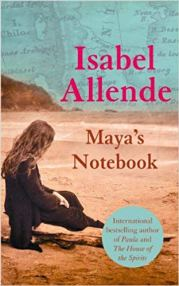 mayas notebook isabel allende